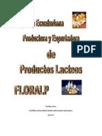 Estrategias de Exportacion de la Empresa Floral.