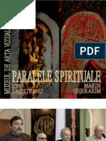 MAVG - Paralele spirituale