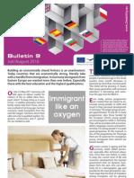 E-Bridge Bulletin 9