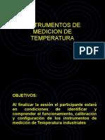 MEDICION DE TEMPERATURA