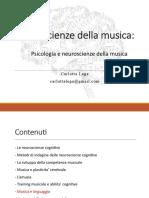 Musica e linguaggio