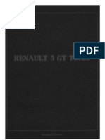 Dossier Renault 5 GT Turbo (Frances)