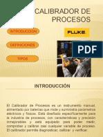 Calibrador de Procesos