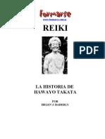 Reiki, la historia de Awayo Takata