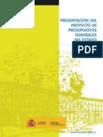 Libro Amarillo Presupuestos Generales del Estado