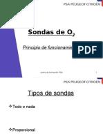 Sondas de O2 presentación
