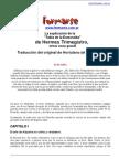 Hortulano - Explicación de La Tabla de La Esmeralda