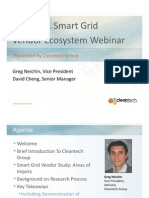 CleantechGroup_SmartGridWebinar-Presentation