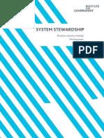 System Stewardship