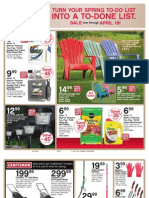 Seright's Ace Hardware Let's Grow Sale