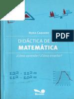 Didactica de La Matematica Ccesa007