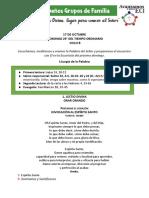 PGF - XXIX Domingo del T. Ordinario