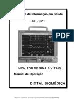 Monitor DIXTAL 2021