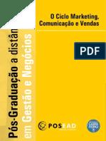 4 - O Ciclo Marketing, Comunicação e Vendas