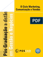 4 - O Ciclo Marketing, Comunicação e Vendas