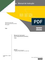 Manual de instrução T500