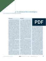 Sem02-La Necesidad de la Planeación Estratégica