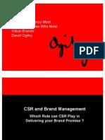 CSRandBrandManagement