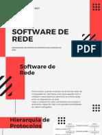 Aula 04 - Softwares de Redes - Modelos de Referências