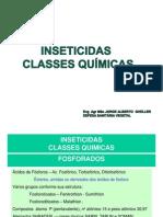 Inseticidas - Classes Químicas