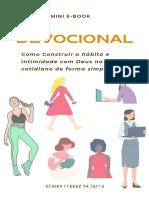 MINI EBOOK - Devocional_Débora Ferraz da Costa