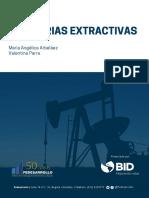 Industrias Extractyivas--repor Marzo 2020 Arbeláez y Parra