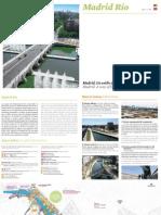 Plano de Uso de Madrid Río