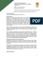 KERTAS KERJA kursus ASAS PRS 201`1 baru