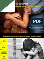 PERITAJE EN CASOS DE ABUSO SEXUAL INFANTIL clase 1-2