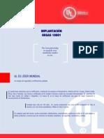 IMPLANTACION OHSAS 18001