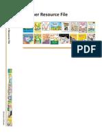 Teacher Resource File (K1 Reading)