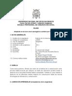 HISTORIA DE LA COMUNICACIÓN - 2021 - I