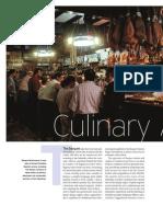 Culinary Autonomy