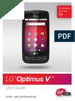 LG Optimus V Manual