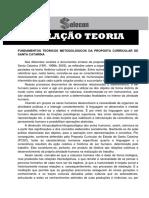LEGISLAÇÃO TEORIA.REFORMULADA