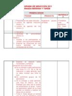 PROGRAMA AGENDA INDUCCIN 2011[2]