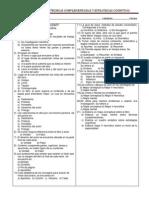 Evaluación- Libro y técnicas complementarias