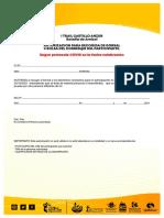 Autorizacion Recogida de Dorsal 2021