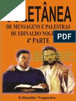 04. COLETÂNEA DE MENSAGENS E PALESTRAS - 4ª Parte
