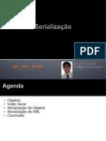 .NET - POO - C# .NET - Aula 05 - Serialização