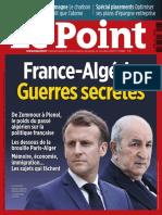 Le Point - 14 Octobre 2021_France-Algerie