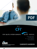 CISA Handbook