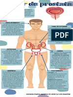 Infografia Cancer de Prostata