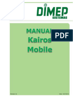 Manual Kairos Mobile R04