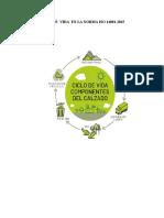 CICLO DE  VIDA  EN LA NORMA ISO 14001