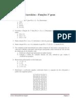 exer_funções 1° grau