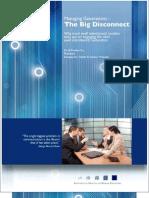 The Big Disconnect - Managing Generations - Leadership Training