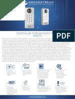 Datasheet Gds3710 Spanish