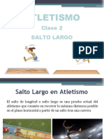 Clase 2 Atletismo