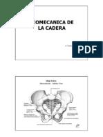BIOMECANICA DE CADERA